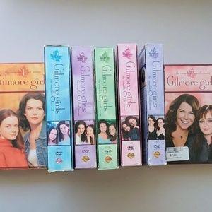 Gilmore Girls complete series seasons 1-7